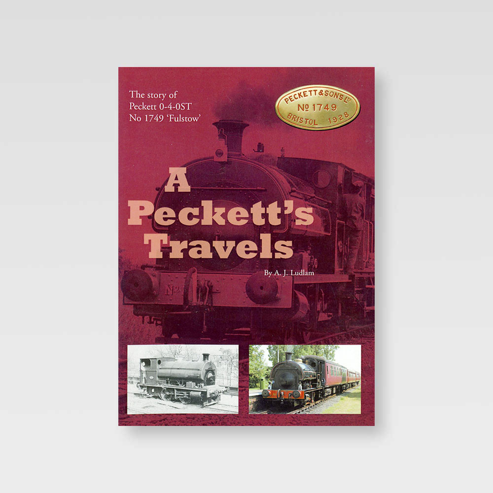 A Peckett's Travels by A. J. Ludlam
