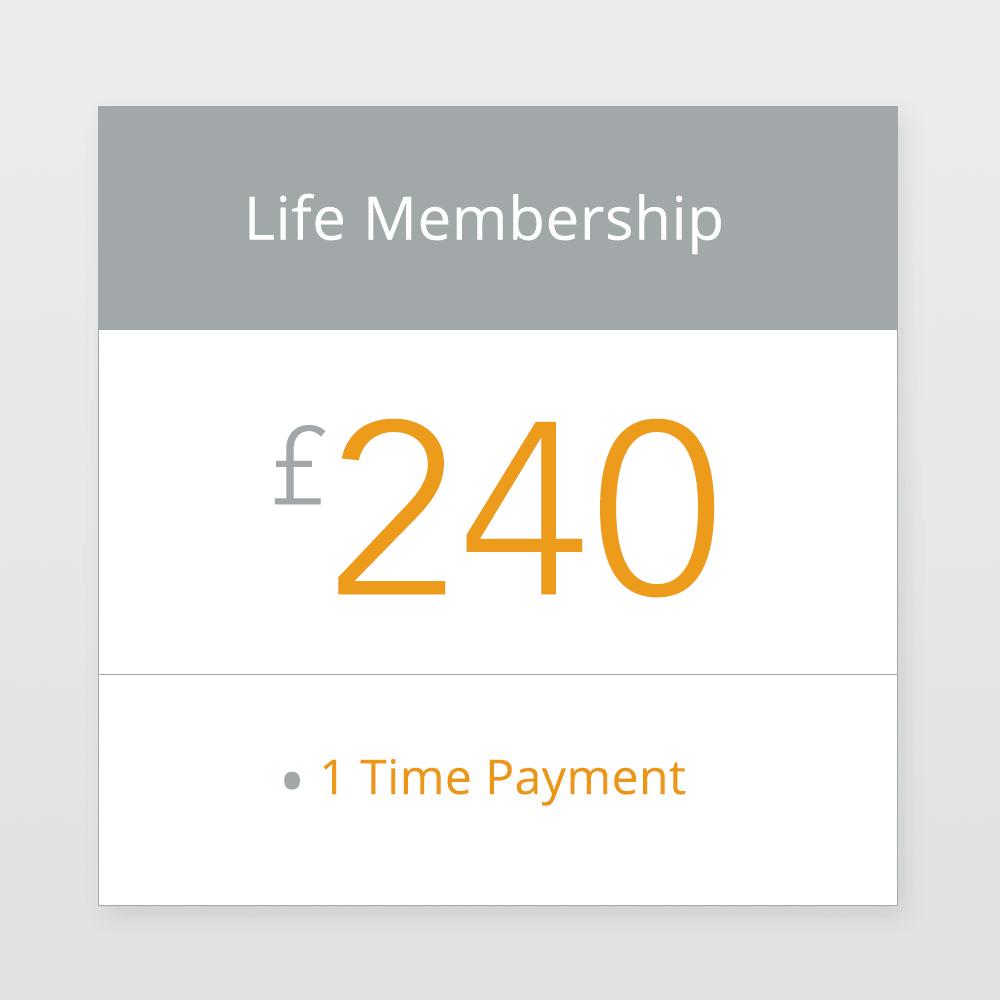 Life Membership £240