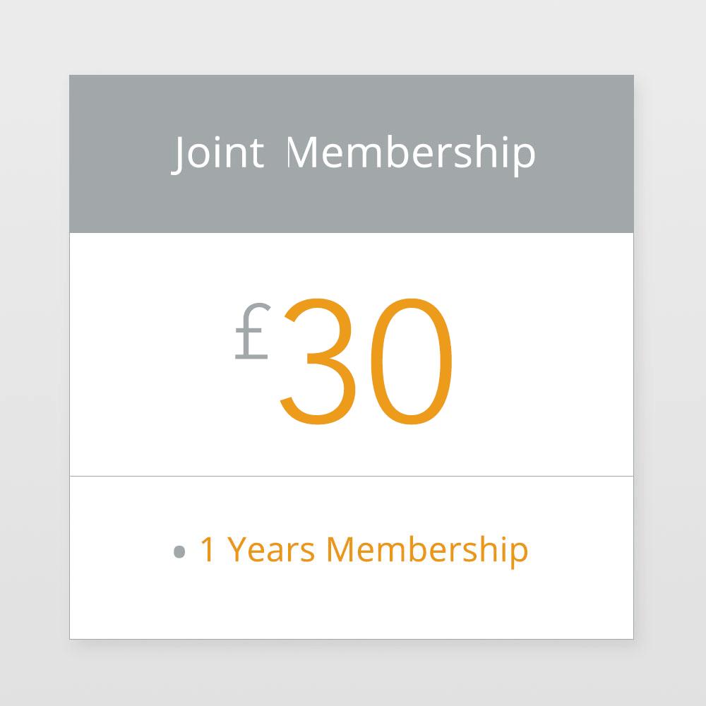 Joint Membership £30